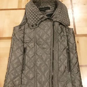 Andrew Marc Quilted Vest